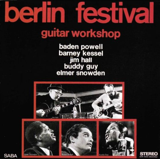 1967 - Berlin Festival - Guitarworkshop